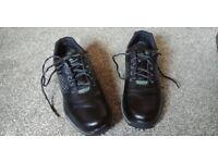 Stuburt Golf Shoes Black Size 8.5 As New