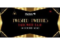 Martlets 'Twisted Twenties' Halloween Bash!