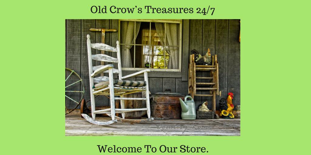 OLD CROW'S TREASURES 24/7