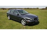 Jaguar X Type Sovereign Estate Diesel