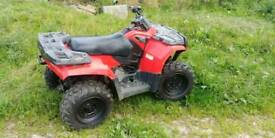 polaris quad bike 300cc 2006