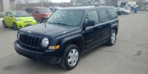 2011 Jeep Patriot Sport/North 28$/semaine
