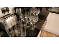 Negotiable - Glasses for beer, wine and champagne