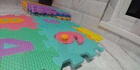 40 pieces foam mat