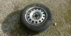 "Mini Steel Wheels 15"""