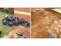 Free garden sub-soil and rubble
