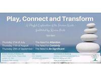 Development Workshop: Playful Connect Transform (2h in North London)