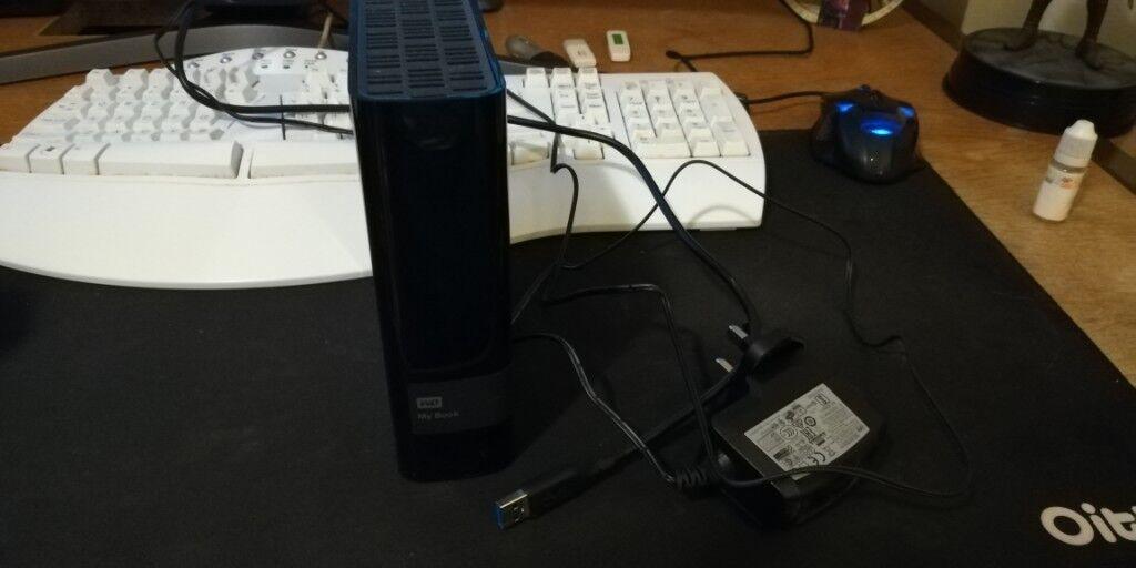 WD My Book 6TB external hard drive USB3   in Palmers Green, London   Gumtree