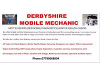 Derbyshire Mobile Mechanic