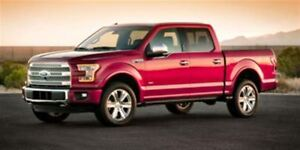 2017 Ford F-150 4WD SUPERCRE