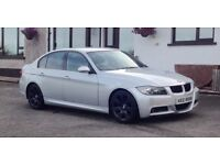 BMW 320d M SPORT AUTO **LEATHER, XENONS**