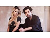 THE SHIRES - STALLS ROW K - LONDON PALLADIUM - TUES 02/05 - £65!