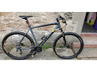 "Scott Aspect 950 MTB bike hardtail bicycle good condition XXL (6'-6'5"")"