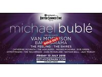 Micheal Buble tickets x2