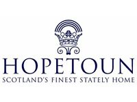 Part-time Housekeeper/Cleaner, Hopetoun House, South Queenferry