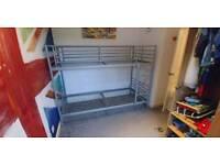 Ikea metal bunk bed