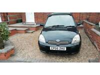 Toyota yaris d4d 2005 spares and repairs