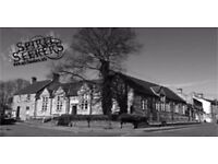 ghost hunt at Lanchester Community Centre (Durham) Spirit seekers