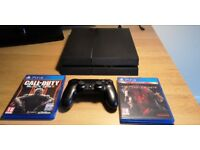 Sony PlayStation 4 Ultimate Player 1TB Edition + 2 Games
