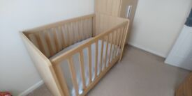 Mamas and Papas Cot - very good condition