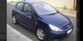 Peugeot 307, 2005, 1.6 S automatic 5 door