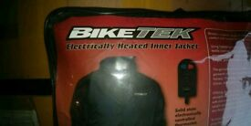 Biketek heated jacket