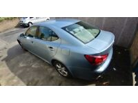 LEXUS IS 220D / 2 OWNER , FULL SERVICE HISTORY, SUPERB CONDITION