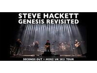 Steve Hackett - Edinburgh Playhouse 25th September 2021