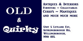 Old and Quirky - Antiques & Interiors