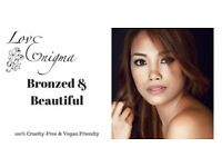 Bronzed & Beautiful Make Up Class -Make Up Artistry with Contouring, Bronze Smoky Eyes and Nude Lips