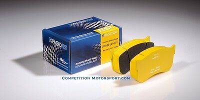Pagid 2685 Yellow RSL1 Brake Pads BMW better than OEM