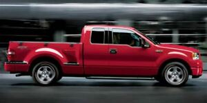 2007 Ford F-150 XLT Supercab 5.4L V8