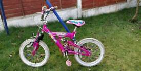 Girls Bike/Bicycle