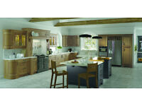 Dante Light Oak Kitchen Doors and Cabinets From Kitchen Stori
