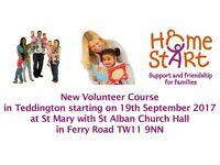 Volunteer for Home-Start Richmond