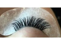 Full set of individual eyelash extensions, only £30!!!
