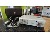 Acer H5360BD 3D DLP Home Cinema Projector with 2x Optoma 3D Glasses.