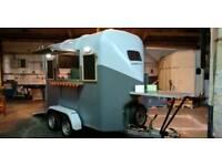 Rice horse trailer. STUNNING