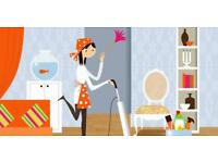 Let your home shine cleaning services