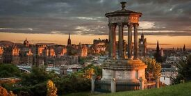 Travel tours with spiritual background - explore Edinburgh differently