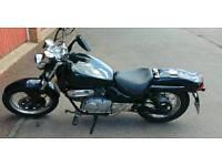 Hyosung 125cc swap