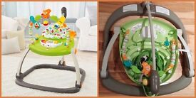 Space Saver Jumperoo Very Good Condition