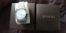 Gucci G-Timeless Diamond Dial Watch