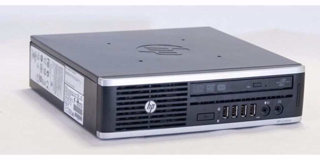 Hp Small Desktop Computer I5 Grade A