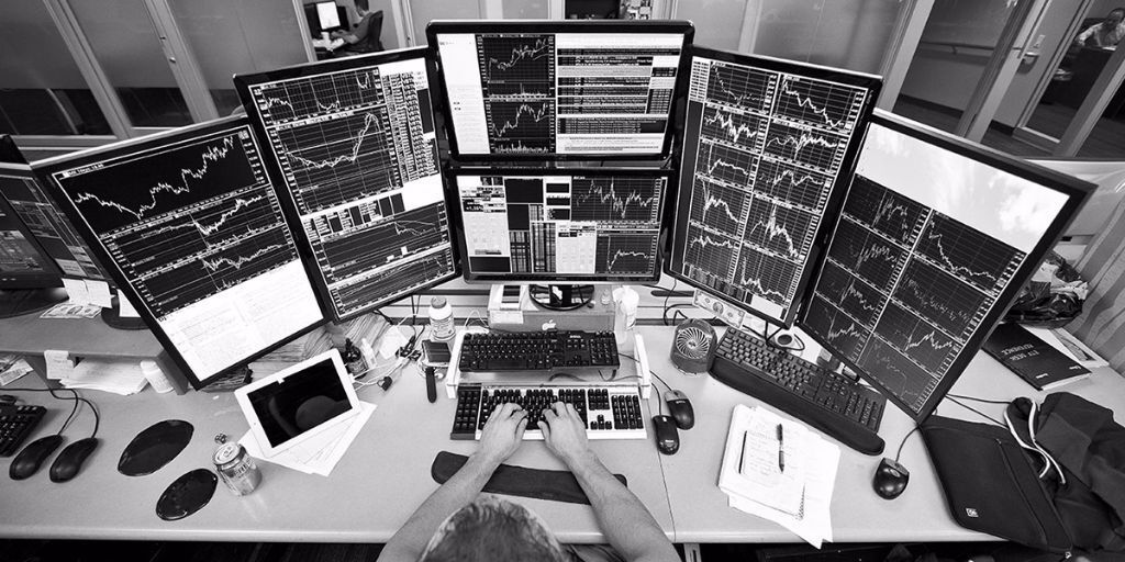 Forex Trading Desk E Available In New Floor