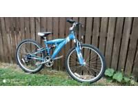 Womens Bike - Blue