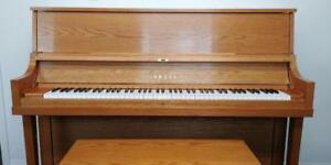 Like-New Yamaha P22 Upright Piano