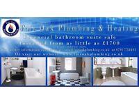 Plumbing services, bathrooms, kitchens ,repairs
