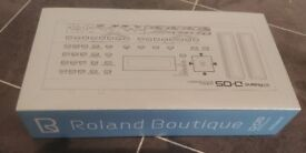 Brand new Roland D-05 Linear Synthesizer, unopened and unused, immaculate, full Roland UK warranty