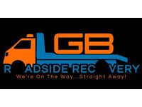 GB Roadside Recovery - Car & Light Commercial Vehicle Breakdown Recovery & Transportation Service